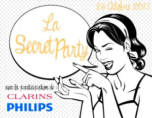 La Secret Party de Mlle Gima : Le 5 étoiles de la Beauté