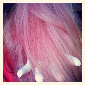 klorane cheveux